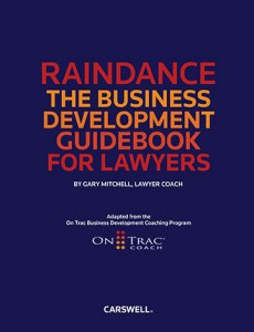 The Business Development Guidebook for Lawyers