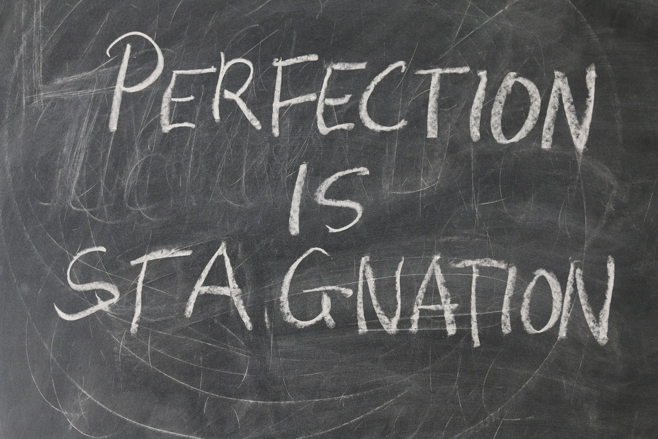 Perfection is not perfect