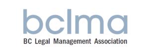 BC legal management association logo