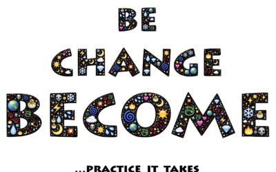 Change- It's all about habits
